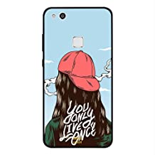 Huawei P10 Lite Case Cover You Only Live Once