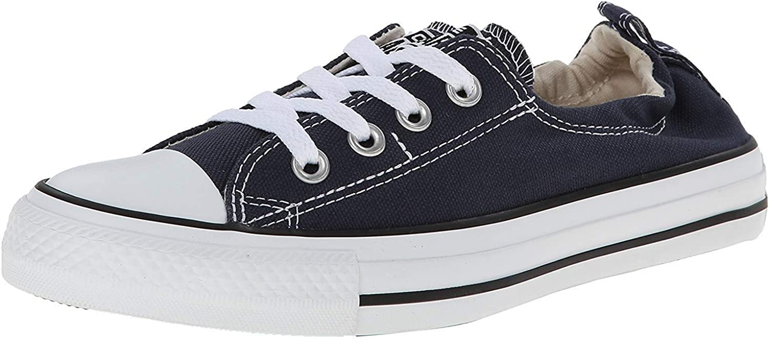 Converse Women's Chuck Inventory cleanup selling sale Taylor At the price of surprise All Shoreline Top Low Sneaker Star