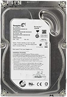 Hd 1tb Seagate Sata 3 6gb/s 3.5´ 7200rpm 32mb St1000dm000