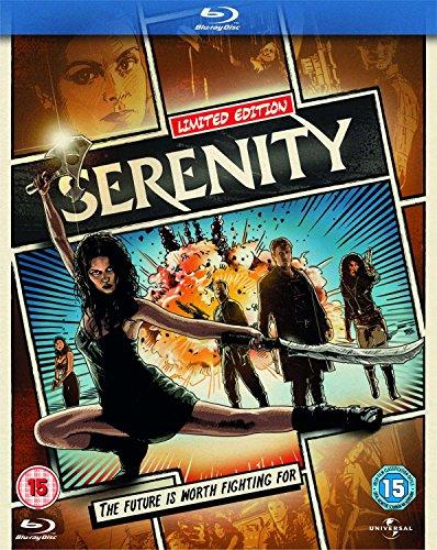 Serenity [Edizione: Regno Unito] [Reino Unido] [Blu-ray]