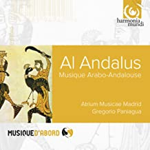 Best andalusian arabic music Reviews
