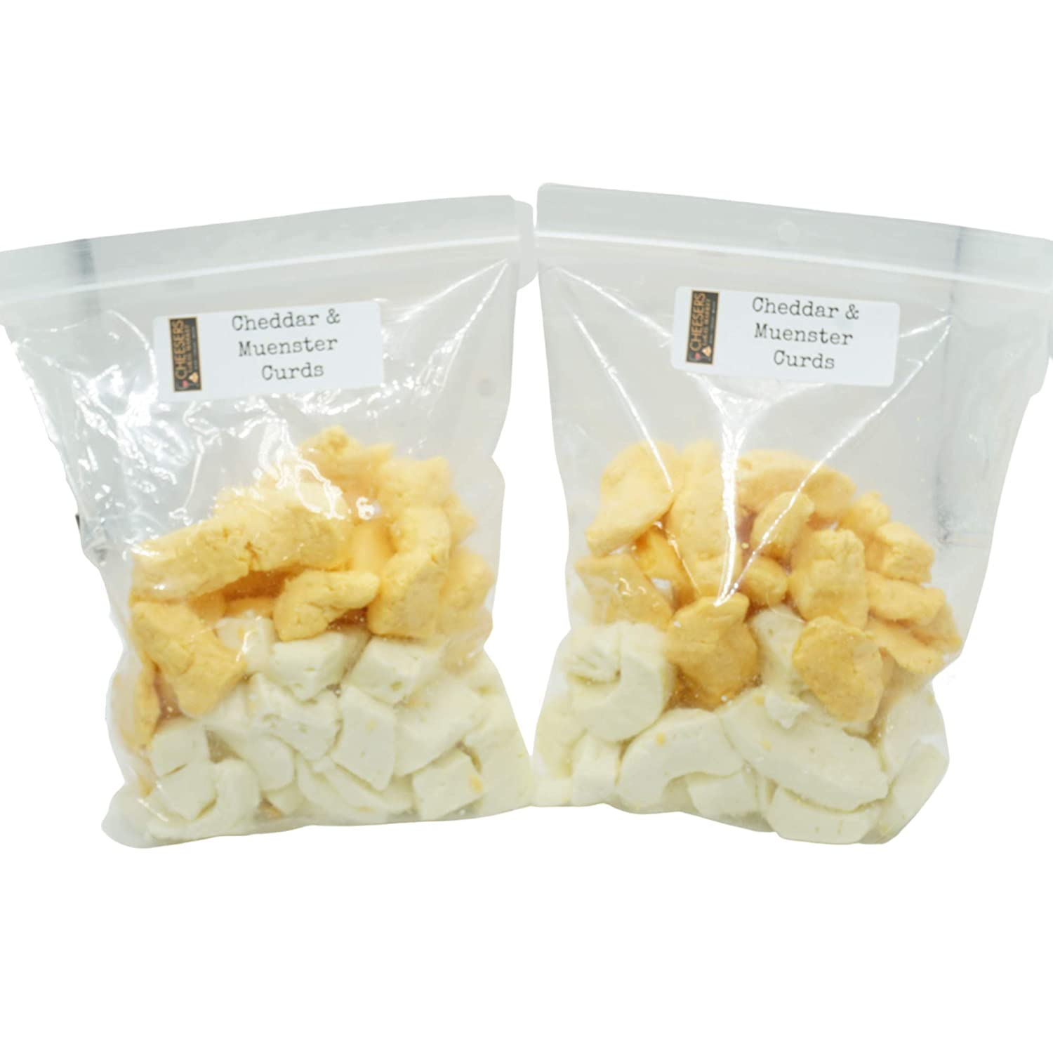 Wisconsin Topics on online shopping TV Cheddar and Muenster Cheese Variety 2ct-12 Curd Pack-