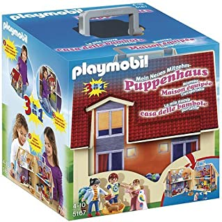 5167 Playmobil playmobil NEW dollhouse carrying set [ parallel import ] ( Geobura ) by Geobura