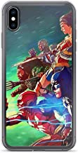 Compatible for iPhone 6/6s Alliance of Justice Superhero Comic