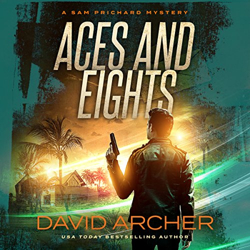 Aces and Eights audiobook cover art