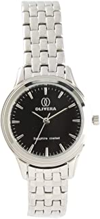 Analog Stainless Steel Watch For Women by Olivera, OL505