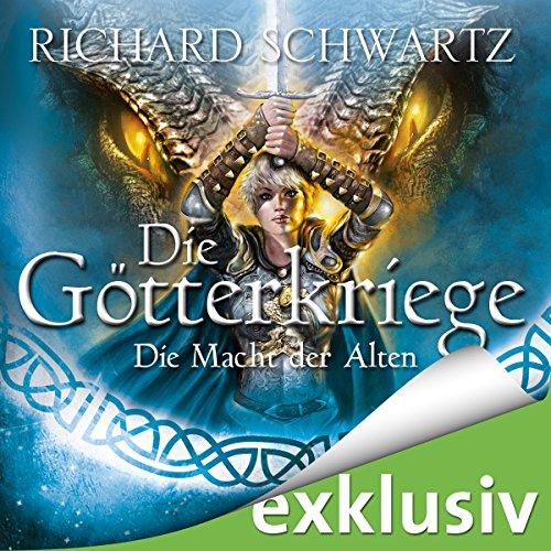Die Macht der Alten audiobook cover art