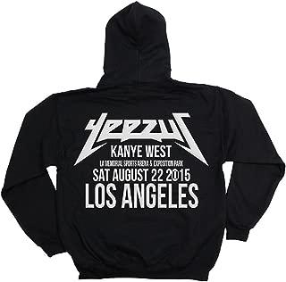 Yeezus Tour Hoodie Los Angeles - Yeezy - Yeezus Merch - Yeezus Tour