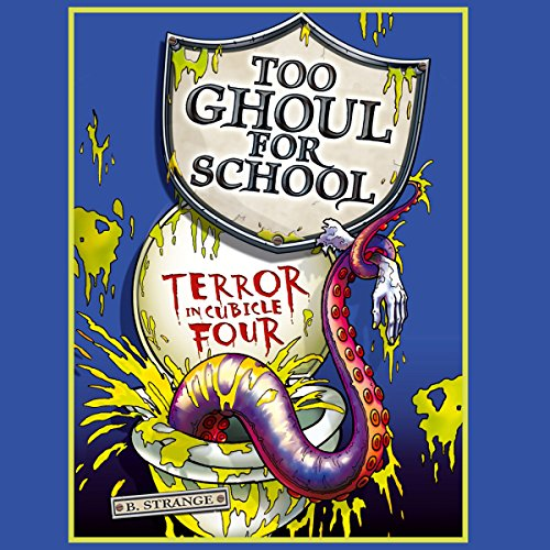 Too Ghoul For School audiobook cover art