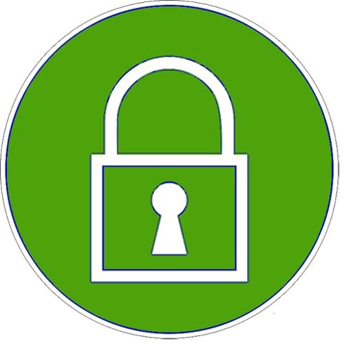 Invisible Screen Lock