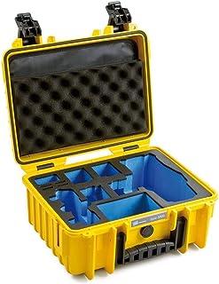 B&W transportkoffer outdoor voor DJI Mavic 2 drone of DJI Mavic 2 Fly More Combo Type 3000 zwart - waterdicht volgens IP6...