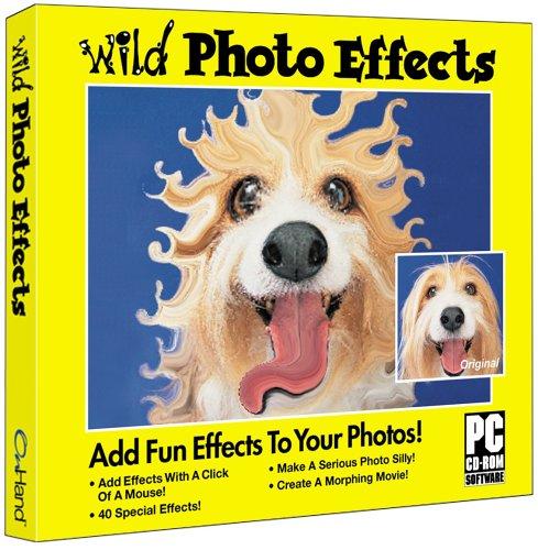 Wild Photo Effects (Jewel Case) (Jewel Effects)