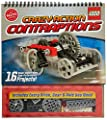 Klutz LEGO Crazy Action Contraptions Craft Kit by Klutz (Scholastic)