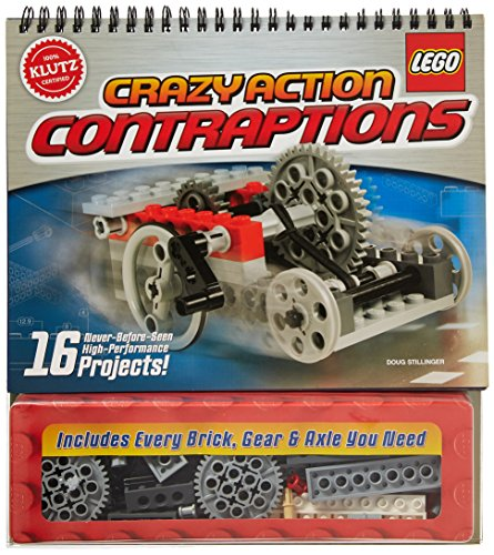 Klutz LEGO Crazy Action Contraptions...