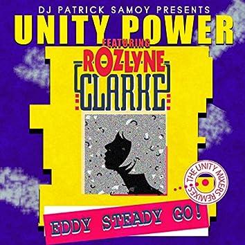 Eddy Steady Go! (feat. Rozlyne Clarke, DJ Patrick Samoy) [90's Reloaded Session]