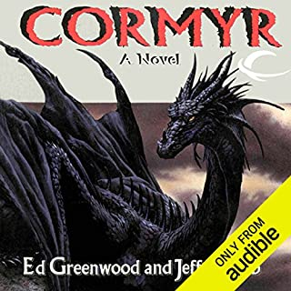 Cormyr audiobook cover art