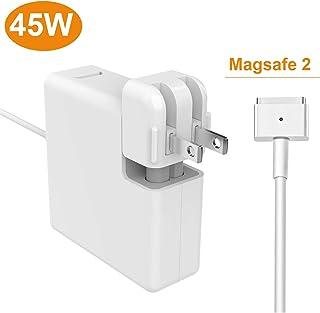 Macbook Air 充電器 Tmiyas【PSE認証】 45W MagSafe 2 T型 Macbook Air 電源アダプタ T字コネクタ Mac対応 Macbook Air 11 および 13 用(2012 中期以降のモデル)14.85V 3.05A