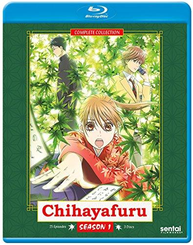 Chihayafuru 1/ [Blu-ray] [Import]