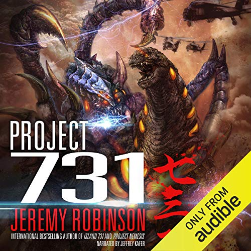 Project 731  By  cover art