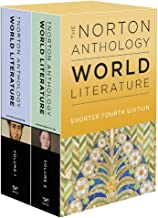 The Norton Anthology of World Literature (Shorter Fourth Edition)  (Vol. Two-Volume Package)