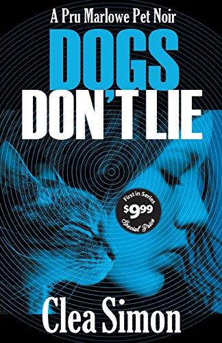 Image of Dogs Don't Lie (Pru Marlowe Pet Noir, 1)