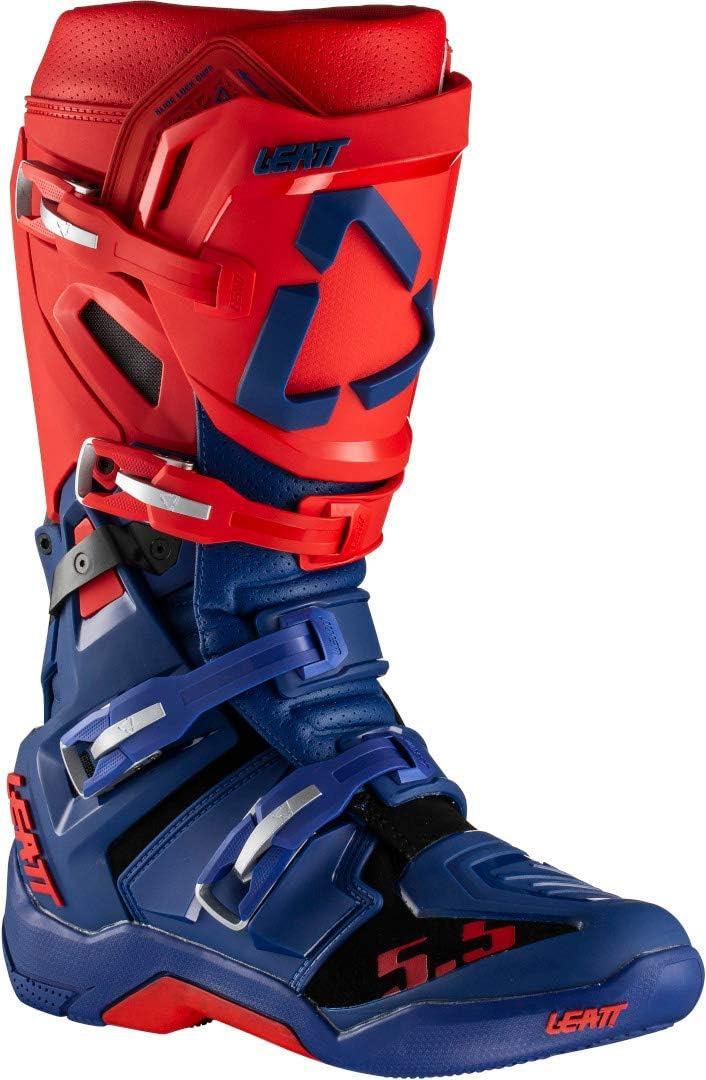 Safety and trust depot Leatt 5.5 Flexlock Boots-Royal-11