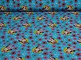 Disney Jersey Minnie Maus, Öko-Tex Standard 100, blau
