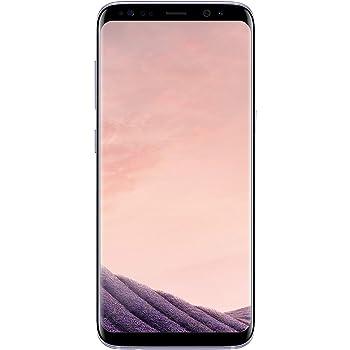 Samsung Galaxy S8 SM-G950U Smartphone, 64GB, Orchid Gray (Sprint)