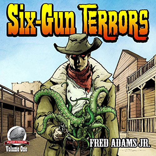 Six-Gun Terrors cover art