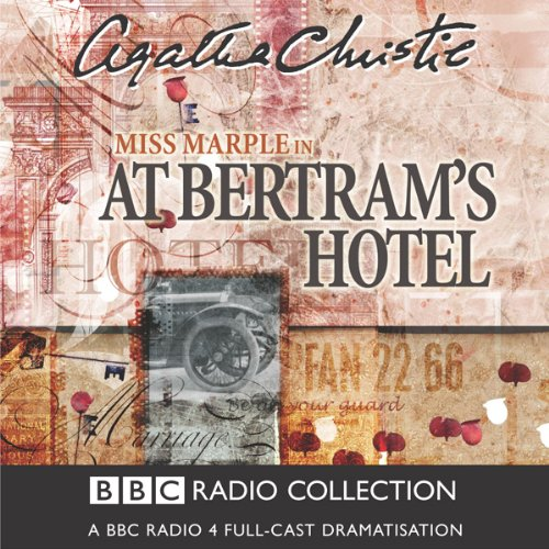 At Bertram's Hotel (Dramatised) audiobook cover art