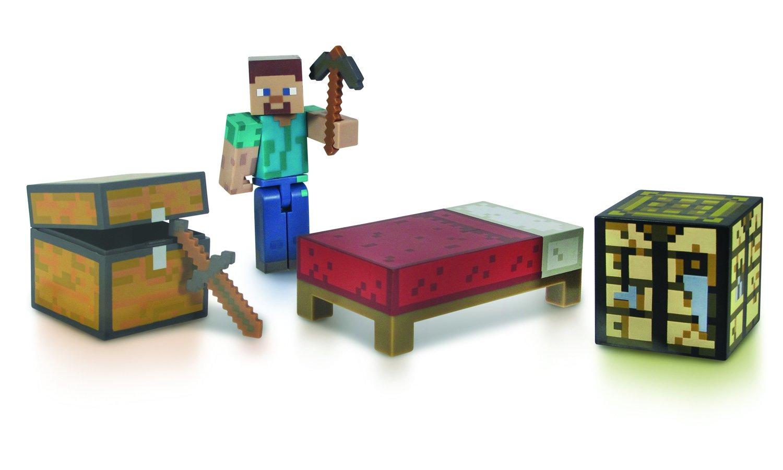 Sablon - Figuras del juego Minecraft , color/modelo surtido: Amazon.es: Juguetes y juegos