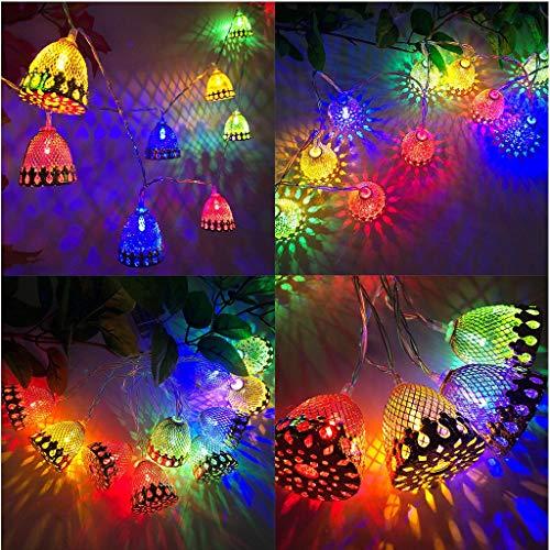 Review Christmas Decorative String Light | 20 LEDs Acorn Lights String USB Fairy Lights for Thanksgi...