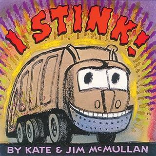 I Stink! audiobook cover art