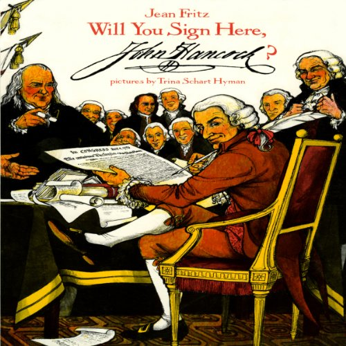 Will You Sign Here, John Hancock? audiobook cover art
