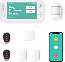 Home Security System by Cove - 7 Piece System with 24/7 Professional Monitoring Trial, No Contracts, Easy DIY Installatio...