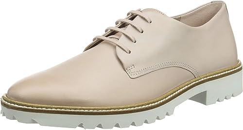ECCO Incise Tailorojo, zapatos de Cordones Oxford para mujer