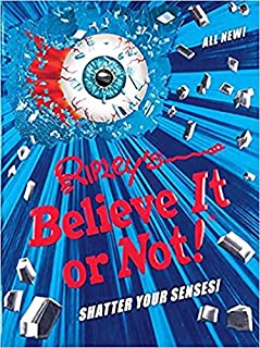 Ripley's Believe It Or Not! Shatter Your Senses! (14) (ANNUAL)