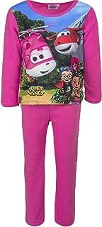 Super Wings Pyjama long Fille Gris