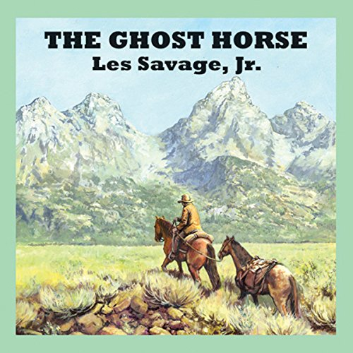 The Ghost Horse audiobook cover art