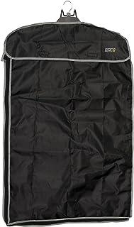 Sumex 1308PVC Schutzhülle Garment Cover mit Aufhänger schwarz