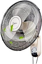 Ventilateur, 3 vitesses Réglage 3 lames Circulation de l'air du ventilateur Salle de classe Salle Dorm Tilt ventilateur de...