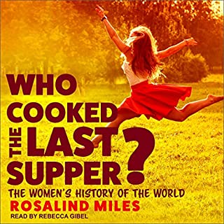 Who Cooked the Last Supper? audiobook cover art