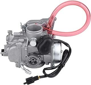 Qiilu Professional Carburetor for Arctic Cat ATV 350 366 400 2008 2009 2010 2011 2012 2013 2014 2015 2016 2017, 0470-737 0470-843