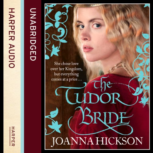 The Tudor Bride audiobook cover art