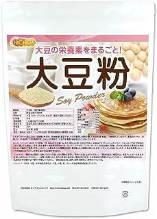 大豆粉 500g (国内製造品)遺伝子組み換え材料不使用 [01] NICHIGA(ニチガ)