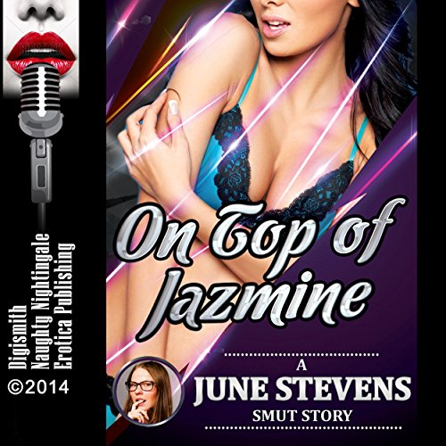 On Top of Jazmine audiobook cover art