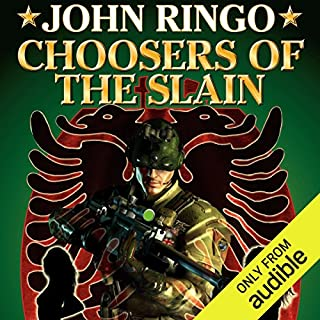 Choosers of the Slain audiobook cover art