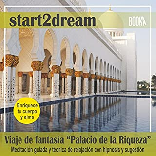 "Meditación Guiada ""Palacio de la Riqueza"" [Guided Meditation ""Palace of Wealth""] cover art"
