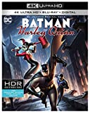 DCU: Batman and Harley Quinn (4K Ultra HD + Blu-ray + Digital)