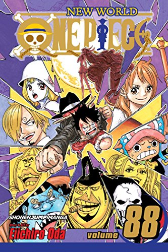 One Piece 88 [Lingua Inglese]: Lion